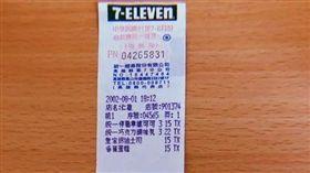 17年前發票憶過世嬤!巧克力牛奶22元…網驚:物價好狂(圖/翻攝自Dcard)