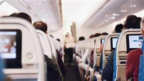 乘客,機艙。(圖/翻攝自Pixabay)
