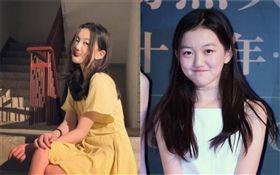 王菲和前夫李亞鵬13歲女兒李嫣/微博