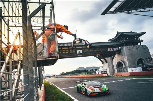 ▲2019 Lamborghini Super Trofeo Asia亞洲挑戰賽。(圖/Porsche提供)