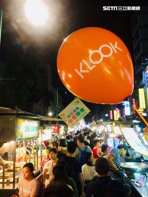 寧夏夜市,KLOOK,KLOOK寧夏美食祭,鬼月,戶戶送,Deliveroo