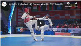 跆拳道,東京奧運,裁判,4D攝影機,現代化