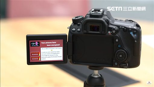 Check Point,數位相機,USB,WiFi,勒索軟體,綁架,canon