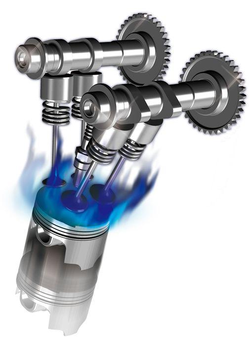 ▲PGO TIGRA 200引擎設計圖。(圖/PGO提供)