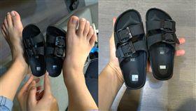 老婆鬼月掉了一雙鞋…人夫清車驚見「鬼童鞋」!內行人揭離奇真相(圖/爆廢公社二館)