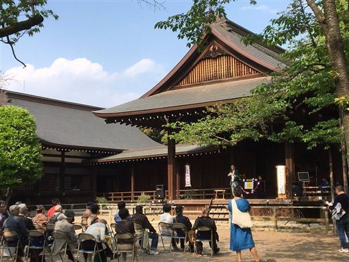日本首相,安倍晉三,日中關係,未參拜,靖國神社(圖/翻攝自維特)