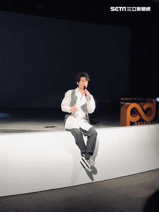 吳克群 記者邱于倫攝影