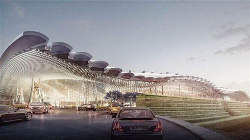桃園國際機場,第三航廈,主體工程,設計,解約