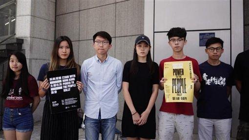 反送中,香港人權與民主法案,我要攬炒,黃台仰,梁繼平