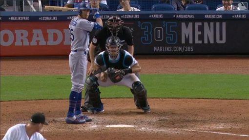 ▲貝林傑(Cody Bellinger)敲出本季第40轟,獨居全壘打王。(圖/翻攝自MLB官網)