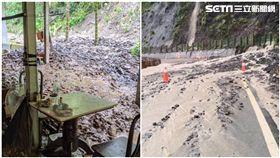 中南部大雨致災 小溪變瀑布、民宅毀/資料照、翻攝自那瑪夏大小事