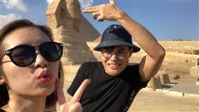 聖結石。臉書、YouTube