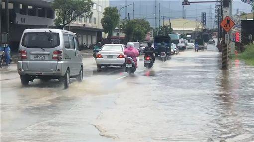淹水,台南,永康,安南區,氣象局