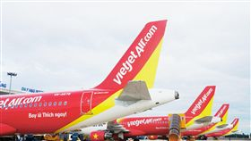 越捷航空,低成本航空。