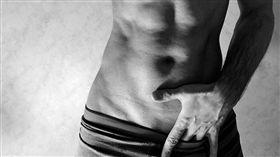 男性身體,健身,性感,性能力,勃起,性愛 (圖/Pixabay)