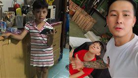 泰國,驕傲,裙子,同性戀,父親,人妖,娘娘腔,歧視,嘲笑,教育,霸凌, 圖/翻攝自Rangsee Saransiriborriruk臉書