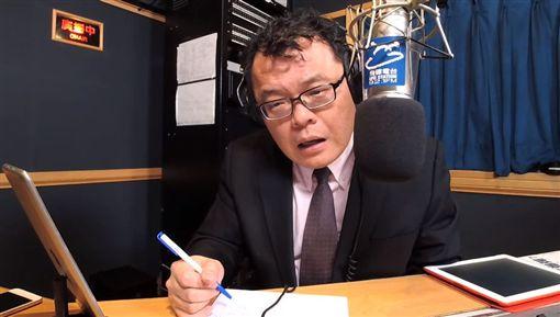 陳揮文,韓國瑜,蔡英文,2020,投票 翻攝自飛碟聯播網YT