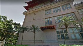 文化大學大仁館(圖/翻攝自Google Map)