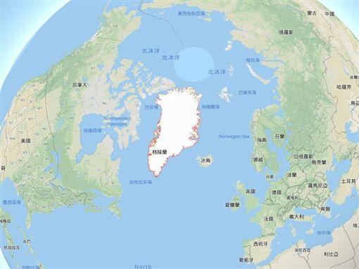 美國,川普,格陵蘭,丹麥,拒絕