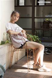 《致親愛的孤獨者》專訪,演員林慈恩。(圖/記者林士傑攝影)