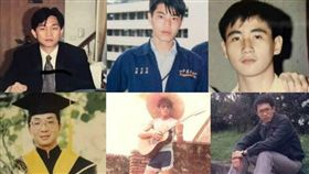林右昌,鄭文燦,潘孟安,年輕,照片,鄭運鵬,王定宇,陳歐珀