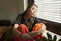 《致親愛的孤獨者》專訪,演員李雪。(圖/記者林士傑攝影)