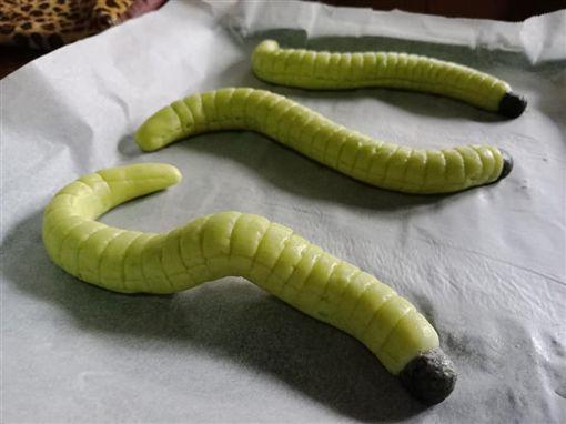 蟲蟲,餅乾,(圖/翻攝自爆廢公社)