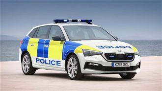 不是超跑 英國警隊加入這品牌新車