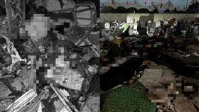 喜事變調!喀布爾婚宴爆炸案 63死182傷(圖/推特)