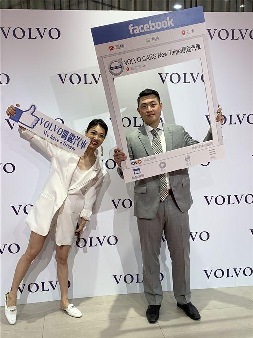 VOLVO,凱銳汽車,仲夏VIP晚會,蔡依林,蔡旻紋