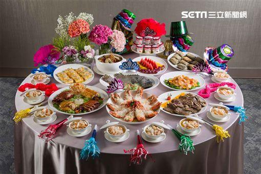 瓏山林台北中和飯店,早餐,Mega 50宴會廳