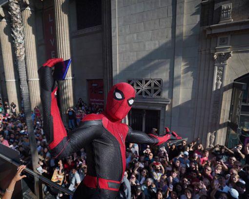 索尼影業希望《蜘蛛人:離家日》在北美突破4億美金票房。(圖/翻攝自spidermanmovie IG)