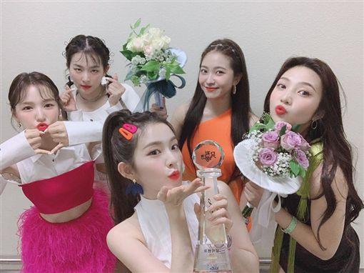 Red Velvet,DIY/翻攝自Red Velvet IG