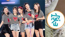 Red Velvet,DIY/翻攝自Red Velvet IG、推特