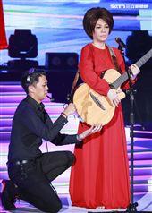 蔡琴「好新琴」世界巡迴演唱會台北場第三天。(圖/記者林士傑攝影)
