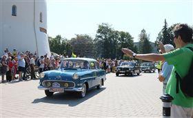 波羅的海示威,脫離蘇聯,老爺車,遊行,立陶宛