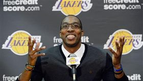 NBA/跟詹皇一眉組隊?魔獸這樣說 NBA,洛杉磯湖人,Dwight Howard,DeMarcus Cousins,曼菲斯灰熊 翻攝自推特