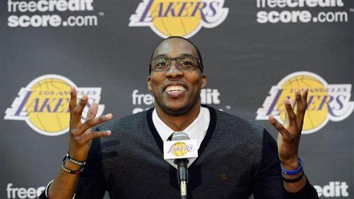 NBA/跟詹皇一眉組隊?魔獸這樣說NBA,洛杉磯湖人,Dwight Howard,DeMarcus Cousins,曼菲斯灰熊翻攝自推特