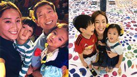 隋棠,Max,Lucy,Olie,Tony(圖/翻攝自臉書)