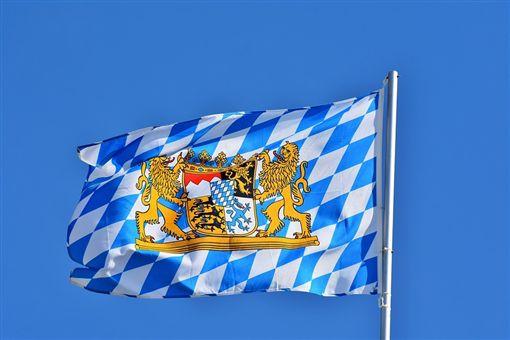 ▲德國巴伐利亞州旗(圖/翻攝網路)