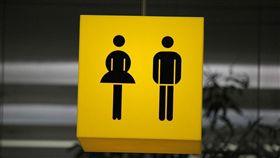 英國,公廁,四腳獸,感應。(圖/PIXABAY)