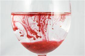 (圖/翻攝自推特)經期,月經,經血