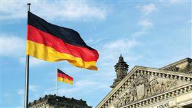 (圖/翻攝自推特)德國,國旗