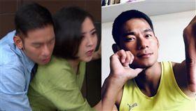 炮仔聲,李亮瑾,亮哲,床戲/翻攝自臉書、資料照