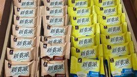 新貴派,口味,花生,乳酸,藍莓,PTT 圖/翻攝自臉書