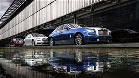 ▲勞斯萊斯Ghost Zenith。(圖/Rolls-Royce提供)
