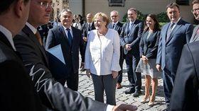 德國,梅克爾,匈牙利,歐洲,人道