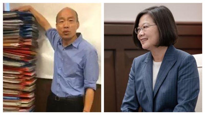 總統府要韓國瑜告國家機器 韓市府想一天回嗆「不告原因」