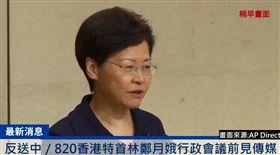 170萬人上街 林鄭月娥宣布建對話平台!冷處理五大訴求