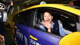 韓國瑜 臉書 計程車
